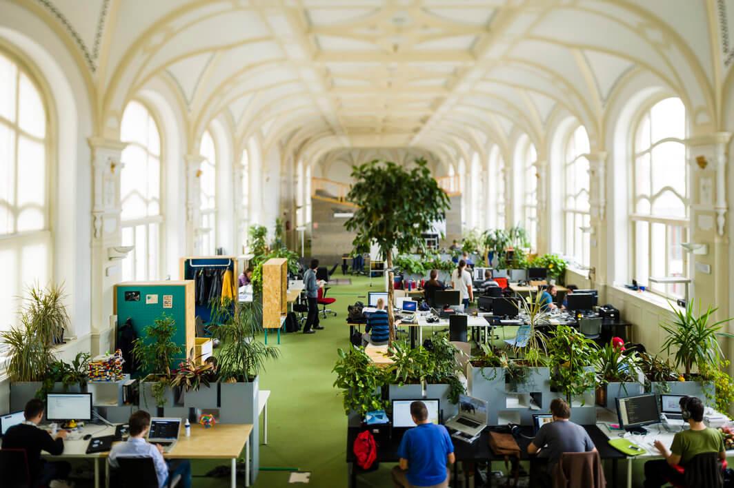 Prezi Budapest office