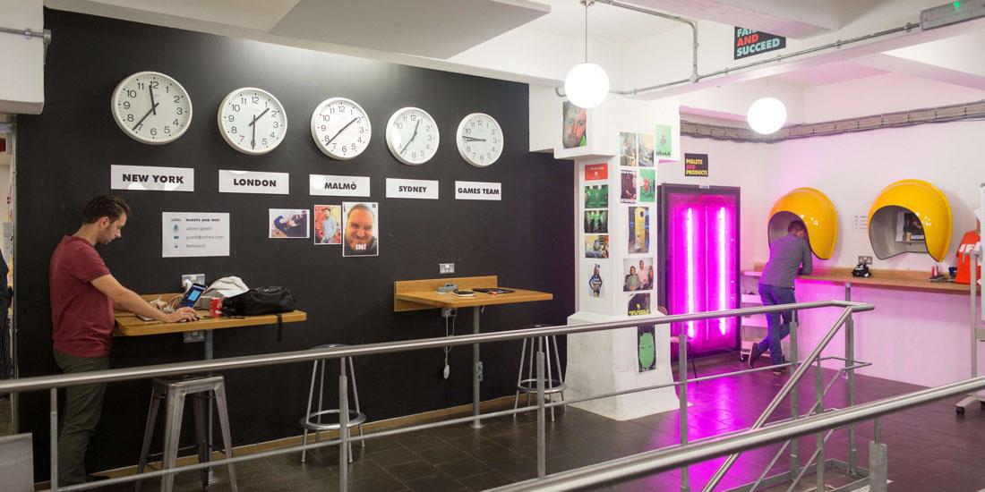 ustwo London office 2