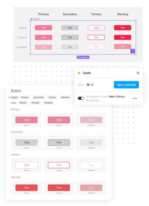 Integrated with your favorite design tools